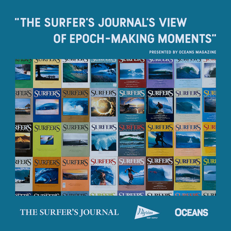 『THE SURFER'S JOURNAL』の世界観をご紹介!