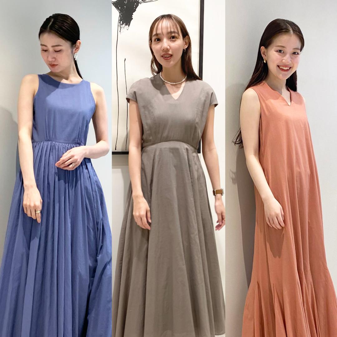 夏のマストアイテム!<MARIHA>サマードレスのご紹介