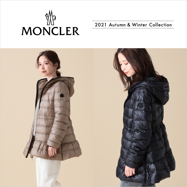 <MONCLER> 2021 Autumn & Winter Collection